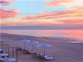 Atardecer en Velas Resorts, Riviera Nayarit