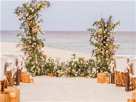 Locaciones para bodas en Velas Resorts, Riviera Nayarit