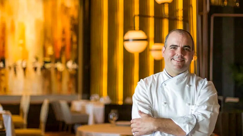 Maître Cuisinier de France in Grand Velas Los Cabos