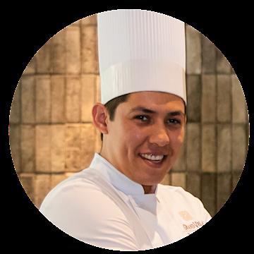 Chef Samuel Robles Villagrana
