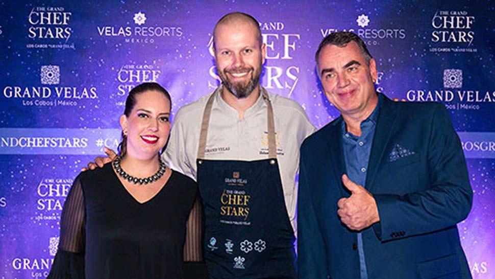 Chef Star Slider