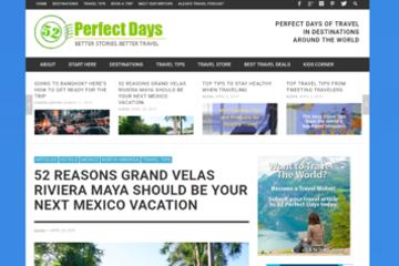 52 reasons Grand Velas Riviera Maya should be your next Mexico vacation.