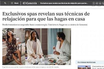 el comercio secretos de spa