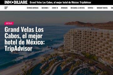 Grand Velas Los Cabos, el mejor hotel de México: TripAdvisor
