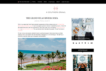The Grand Velas Riviera Maya