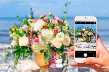 This Mexican Resort Is Now Offering Instagram Consultants for Your Beach Wedding