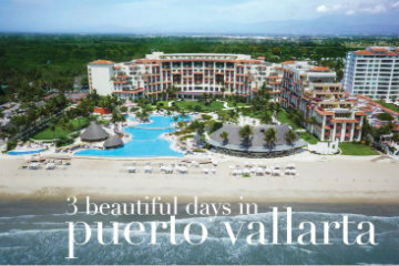 3 beautiful days in puerto vallarta