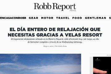 Robb Report Wellnessing