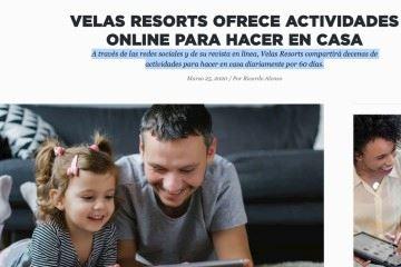 robbreport actividades online