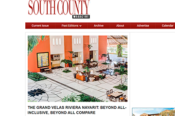 THE GRAND VELAS RIVIERA NAYARIT: BEYOND ALL-INCLUSIVE, BEYOND ALL COMPARE
