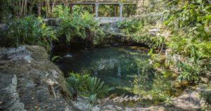 Cenote Grand Velas Riviera Maya