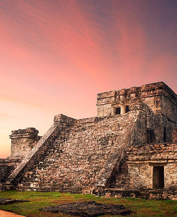Conecta con la naturaleza y la historia de Riviera Maya