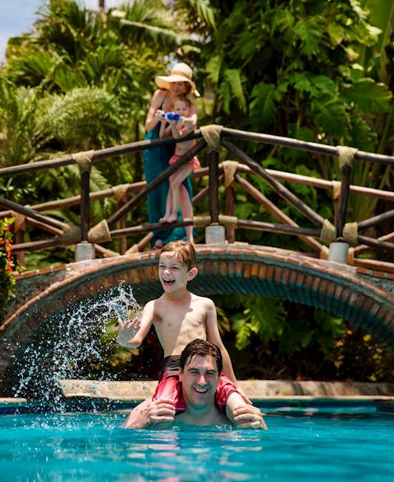 Colecciona recuerdos familiares en un resort Todo Incluido en Puerto Vallarta