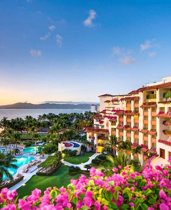 Un resort bajo el concepto Todo Incluido de Lujo en Riviera Nayarit