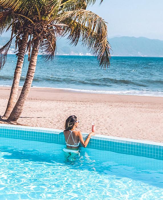 Un oasis reservado solo para adultos en Puerto Vallarta, México